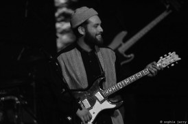 Nick Hakim live for #P4Kparis #avantgarde